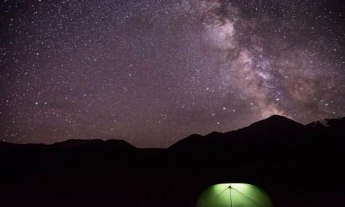Zdjecie KIRGIZJA / Isik Kol / Ala Kol  / Milky Way