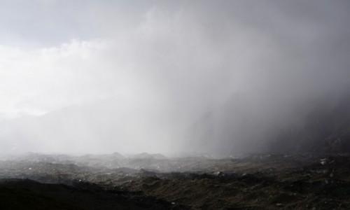Zdjecie KIRGIZJA / Karakol / Tien Shan / cisza przed burzą