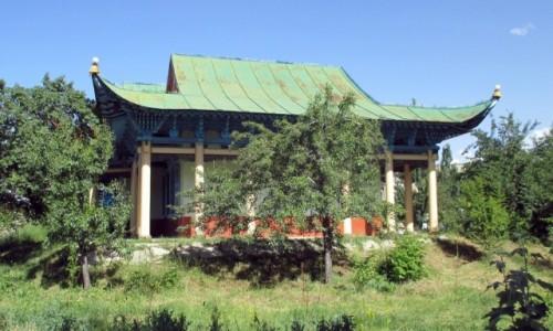 Zdjęcie KIRGIZJA / Północny wschód / Karakol / Dungan