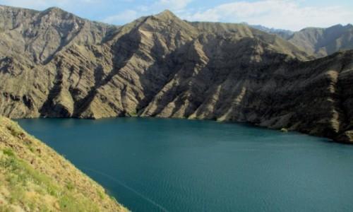 KIRGIZJA / Kirgizja środkowa / Droga na Osz / Naryn