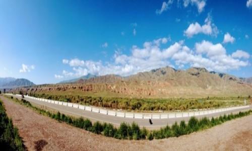 Zdjęcie KIRGIZJA / - / . / Kazachstan/Kirgistan