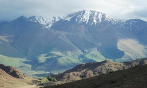 Zdjęcie KIRGIZJA / obwód issykkulski / po południowej tronie  jeziora Issyk Kul / Kirgijskie klimaty
