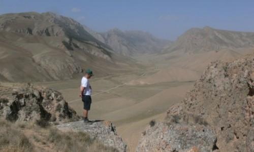 Zdjecie KIRGIZJA / Kirgizja / Góry / Wysota