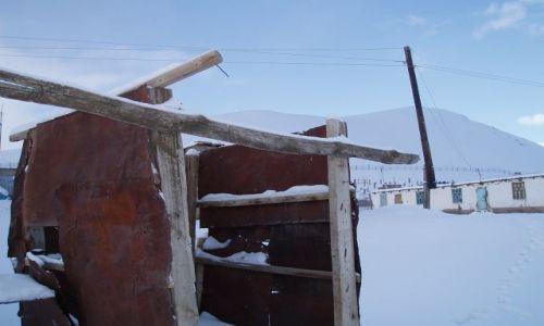 Zdjecie KIRGIZJA / Taldik- Ashua / toaleta / Toaleta