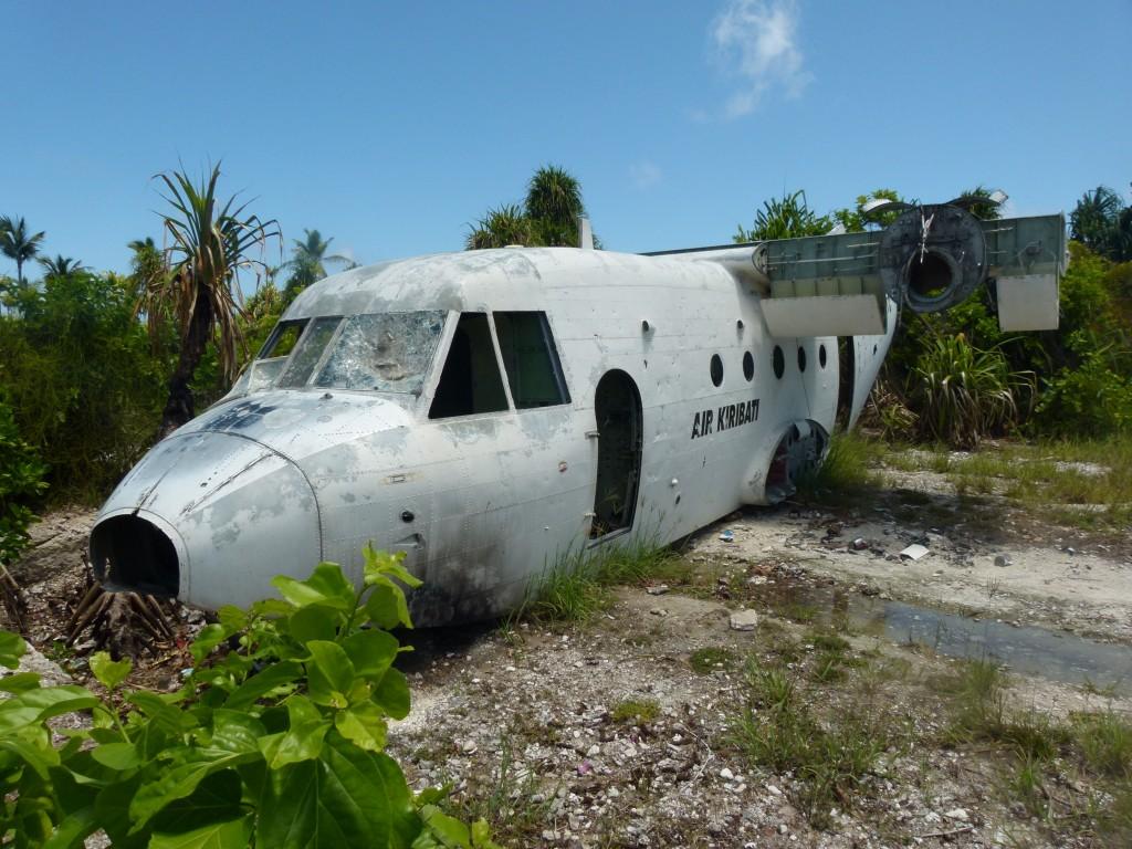 Zdjęcia: Bonriki, Tarawa, ...tylko jak stamtąd wrócić?, KIRIBATI