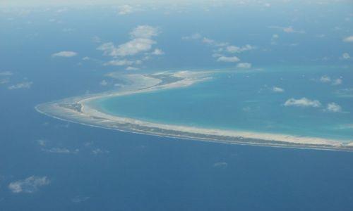 Zdjęcie KIRIBATI / Tarawa / Samolot / Na wyspach...ale nie Brzechwy