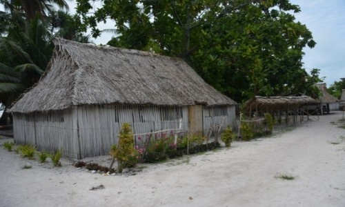Zdjecie KIRIBATI / Tarawa Północna / Abatao / Szkoła