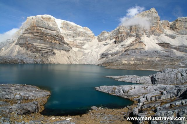 Zdjęcia: sierra del Cocuy, laguna de la Plaza, KOLUMBIA