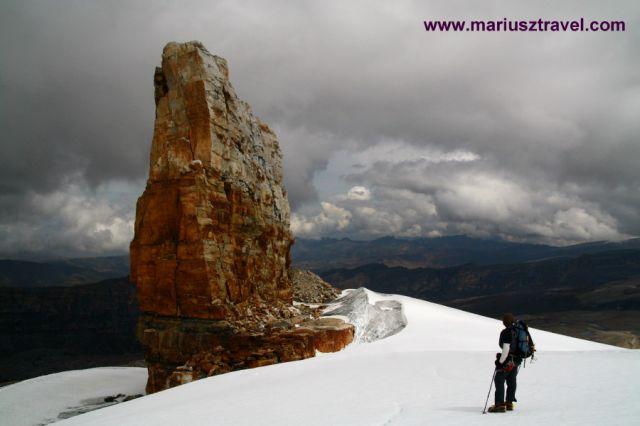 Zdjęcia: sierra del Cocuy, Pulpito del Diablo, KOLUMBIA