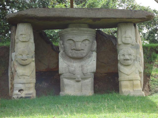 Zdjęcia: San Agustin, Huila, Posągi, KOLUMBIA