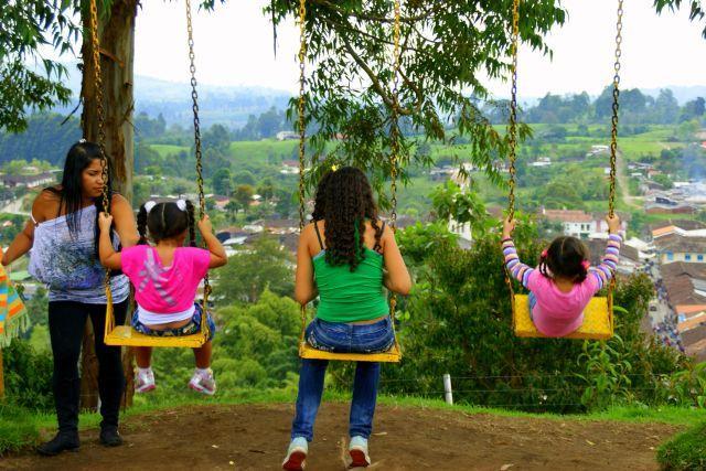 Zdjęcia: Salenta, Salenta, Bujanka , KOLUMBIA