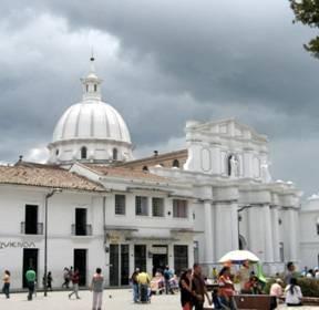 Zdjęcia: Popayán , Popayán , Katedra w Popayán, KOLUMBIA