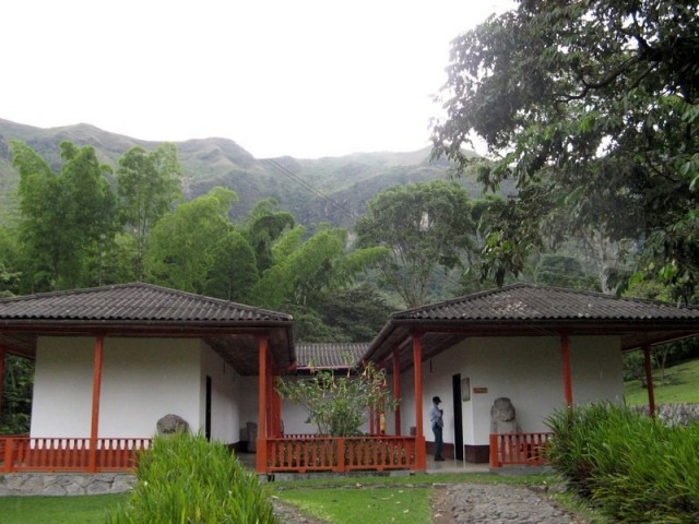 Zdjęcia: Tierradentro, Tierradentro, Muzeum Tierradentro, KOLUMBIA