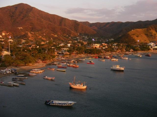 Zdjęcia: Taganga, Taganga, Kolumbia, KOLUMBIA