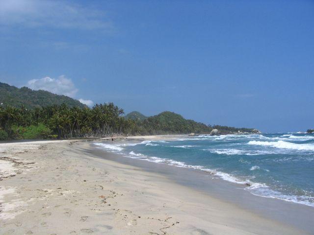 Zdjęcia: Narodowy Park Tayrona, Magdalena, Karaibska piękność, KOLUMBIA