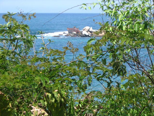 Zdjęcia: Narodowy Park Tayrona, Magdalena, Piraci?? z Karaibów??, KOLUMBIA