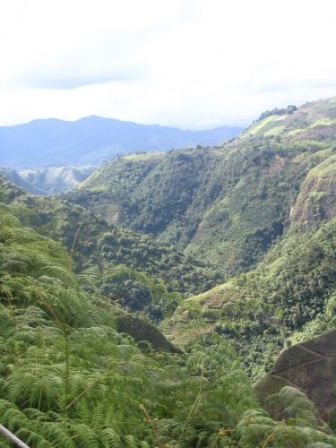 Zdjęcia: San Agustin, Hulia, Kanion Magdaleny, KOLUMBIA