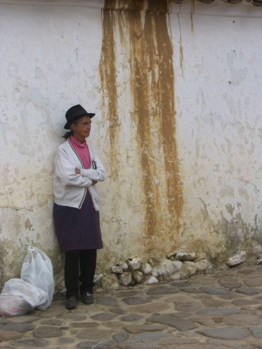 Zdjęcia: Villa de Leyva, Boyaca, Oczekiwanie, KOLUMBIA