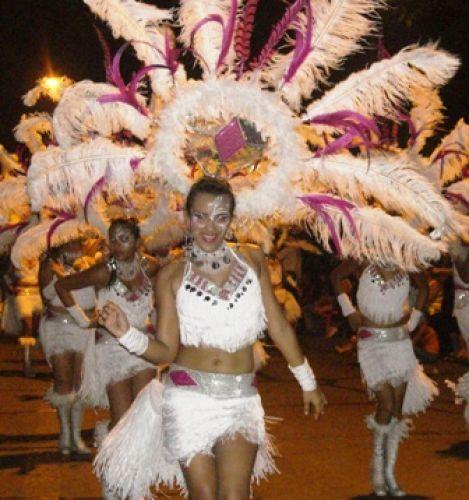 Zdjęcia: Barranquilla, Wybrzeze Morza Karaibskiego, Karnawal w Barranquilli 1, KOLUMBIA