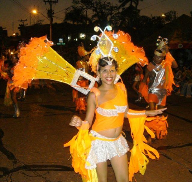 Zdj�cia: Barranquilla, Wybrzeze Morza Karaibskiego, Karnawal w Barranquilli 2, KOLUMBIA