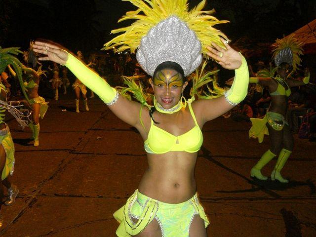 Zdj�cia: Barranquilla, Wybrzeze Morza Karaibskiego, Karnawal w Barranquilli 3, KOLUMBIA