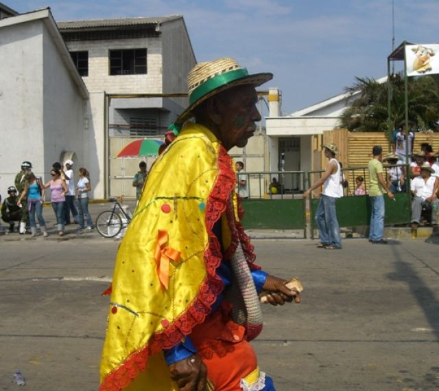 Zdjęcia: Barranquilla, Wybrzeze Morza Karaibskiego, Gran parada de la tadición 5, KOLUMBIA