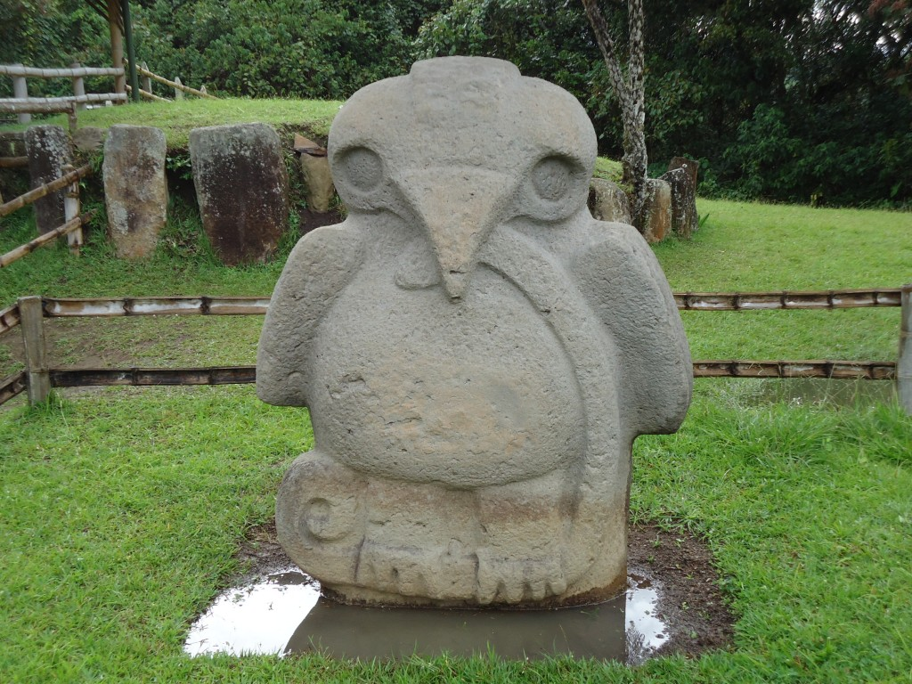 Zdjęcia: San Agustin, Huilla, Ptak, KOLUMBIA