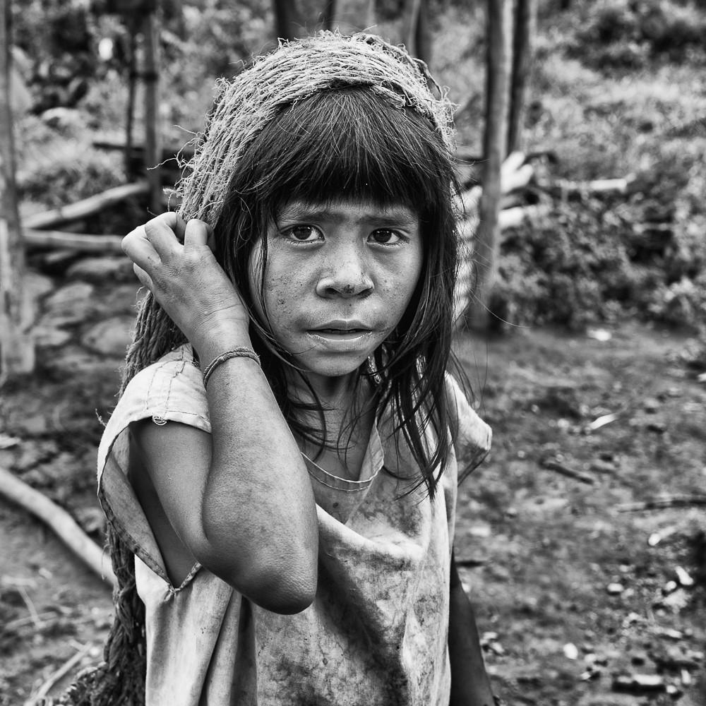 Zdjęcia: Teyuna, Sierra Nevada, esencja podróży - ludzie, KOLUMBIA