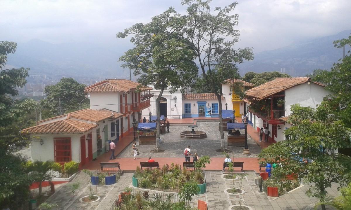 Zdjęcia: Medellin, Antioquia, Pueblo Paisa, KOLUMBIA