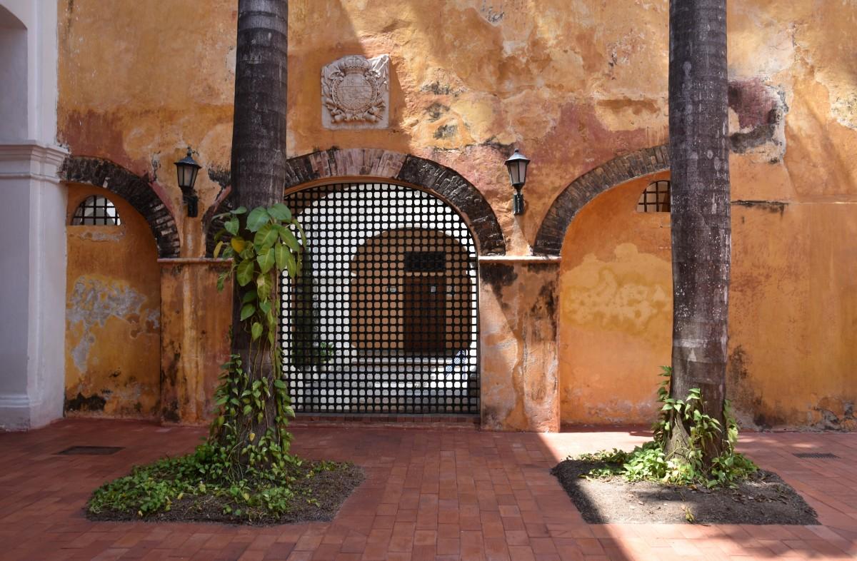 Zdjęcia: Ciudad Amurallada, Cartagena de Indias, Palacio de la Inquisicion, KOLUMBIA