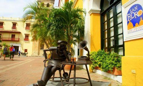 Zdjecie KOLUMBIA / Cartagena  / Cartagena  / Gramofon