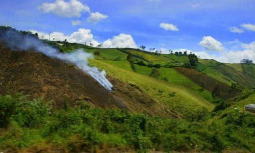 KOLUMBIA / Wypalanie traw / Wypalanie traw / Wypalanie traw