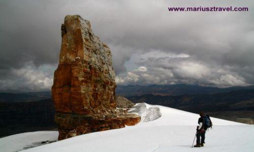 Zdjęcie KOLUMBIA / brak / sierra del Cocuy / Pulpito del Diablo