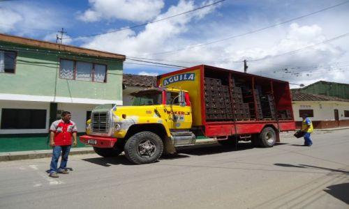 Zdjecie KOLUMBIA / Huila / San Agustin / Transport