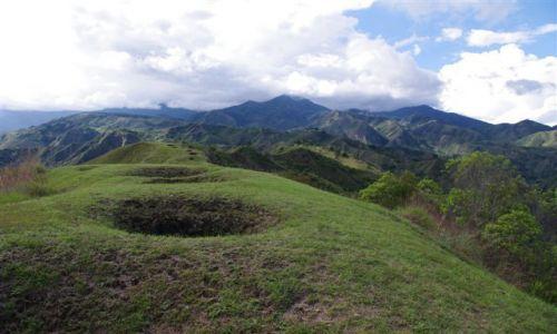 Zdjecie KOLUMBIA / - / Tierradentro / Tierradentro