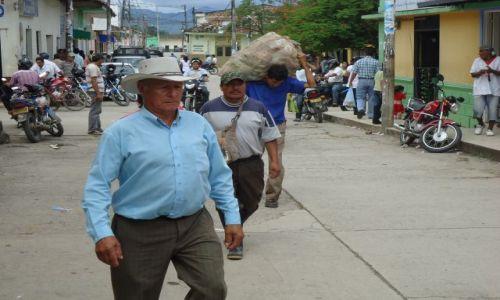 Zdjęcie KOLUMBIA / Huila / La Plata / Życie uliczne