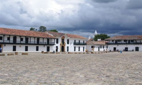 Zdjecie KOLUMBIA / - / Villa de Leyva / Villa de Leyva