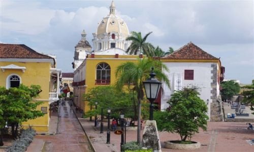 Zdjęcie KOLUMBIA / - / Cartagena / Cartagena