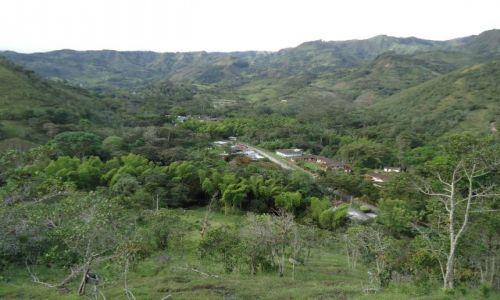 Zdjęcie KOLUMBIA / Cauca / Tierradentro / Panorama Tierradentro