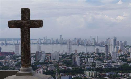 Zdjecie KOLUMBIA / - / Cartagena / Panorama