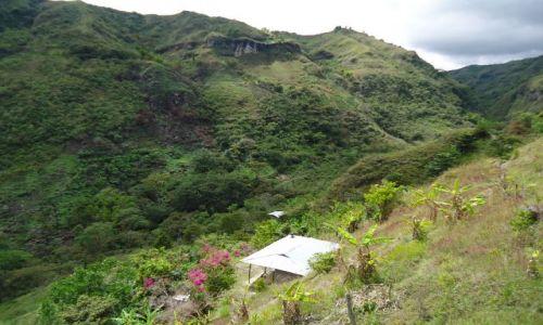 Zdjęcie KOLUMBIA / Cauca / Tierradentro / Góry