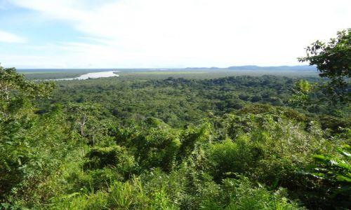KOLUMBIA / Choco / Los Katios NP / Panorama Darien