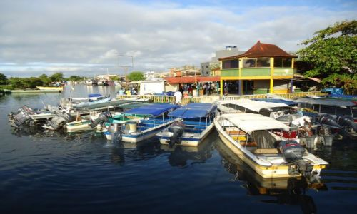 Zdjęcie KOLUMBIA / Antioquia / Turbo / Port w Turbo
