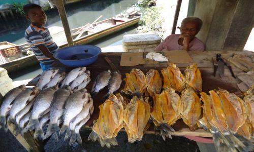 Zdjecie KOLUMBIA / Antioquia / Turbo / Ryby na targu