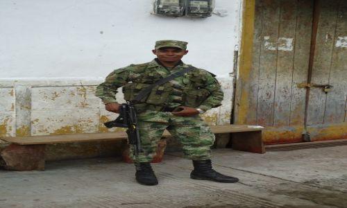 Zdjęcie KOLUMBIA / Quindio / Salento / Jest bezpiecznie