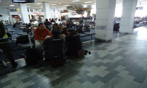 Zdjecie KOLUMBIA / Distrito Capital / Bogota - Aeropuerto El Dorado / Nasza kolumbijska zona ....