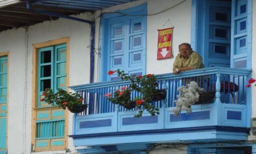 Zdjecie KOLUMBIA / Quindio / Salento / Życie w Salento