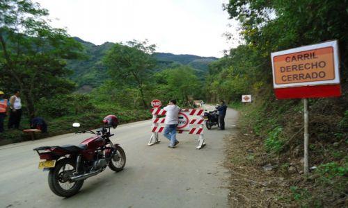 Zdjęcie KOLUMBIA / Caldas / droga Manizales - Salamina / Też typowy obrazek