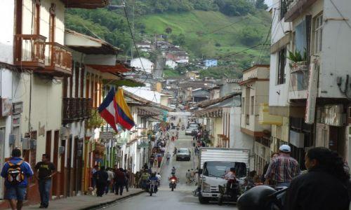 Zdjęcie KOLUMBIA / Caldas / Salamina / Perspektywa