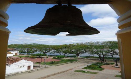 KOLUMBIA / Bolivar / Mompox / Widok z wieży